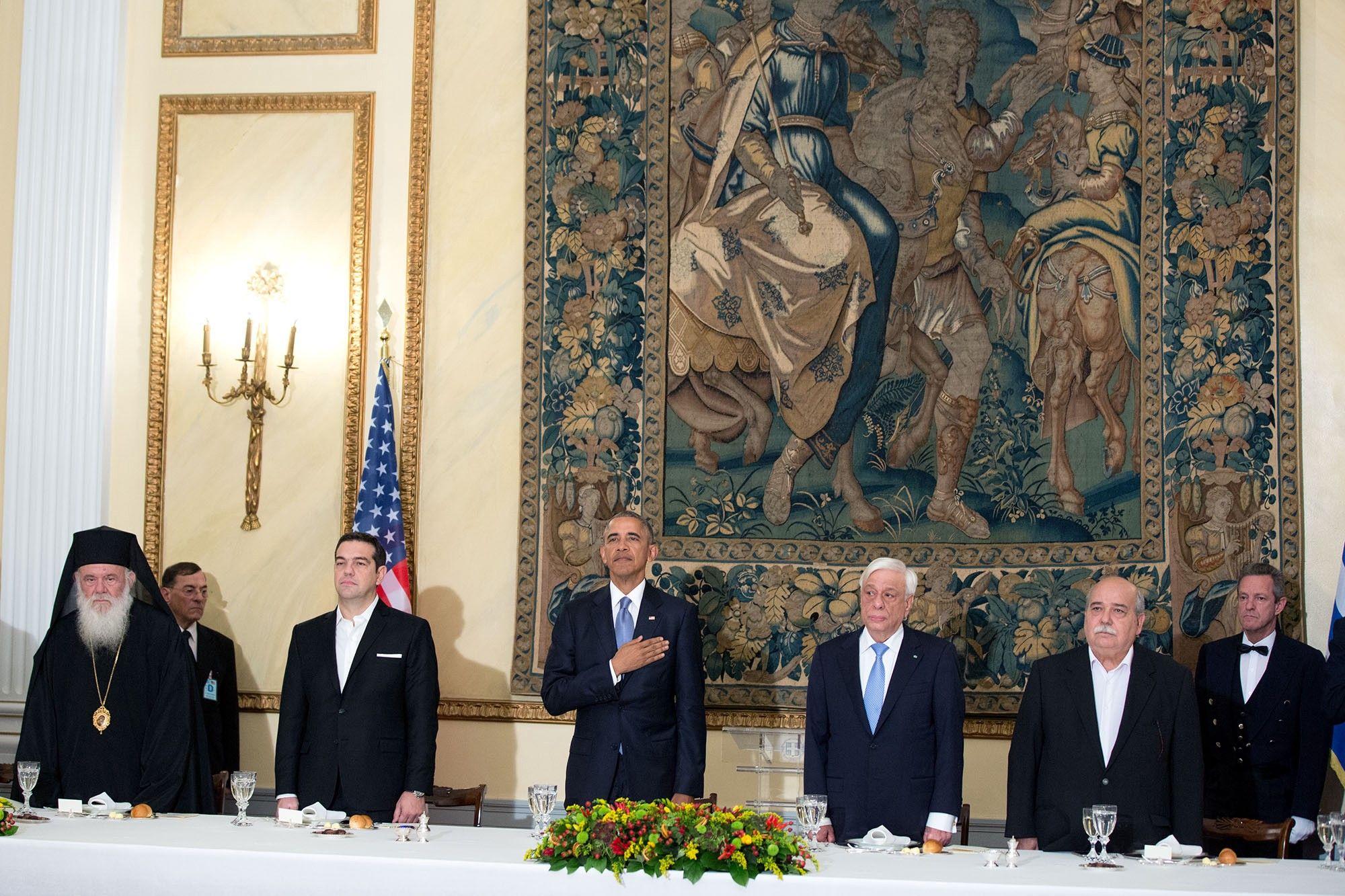 En fotos: Una mirada hacia atrás en el último viaje al extranjero del presidente Obama - Medium
