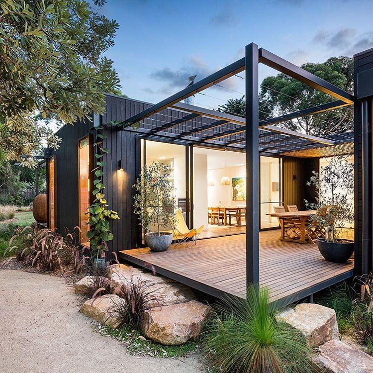 Home Design Ideas Australia: Our Custom Designed Merricks Beach House Is A Contemporary