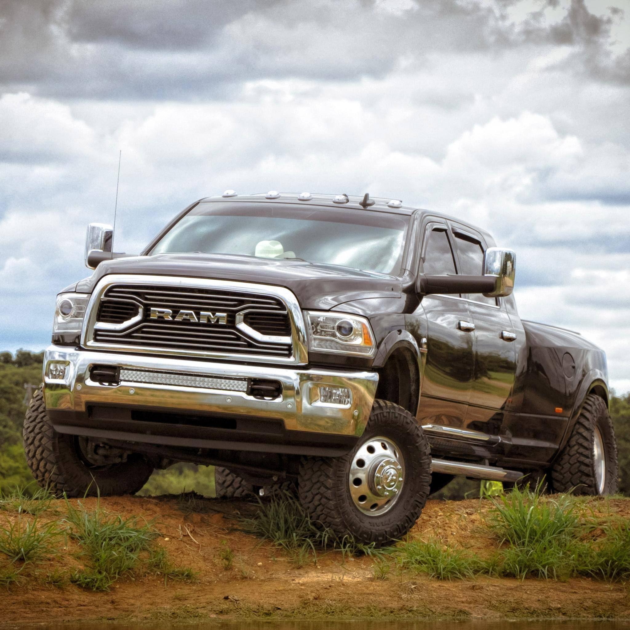Dodge Ram 3500 Autos Und Motorrader Ram Trucks Autos