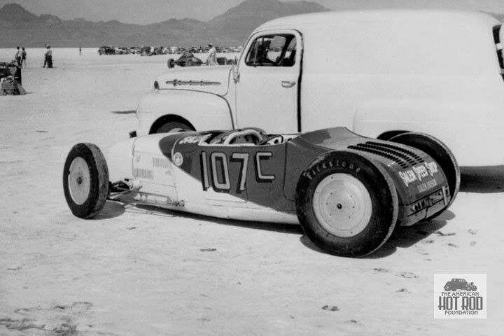 Bonneville 1955 (class c modified roadster)