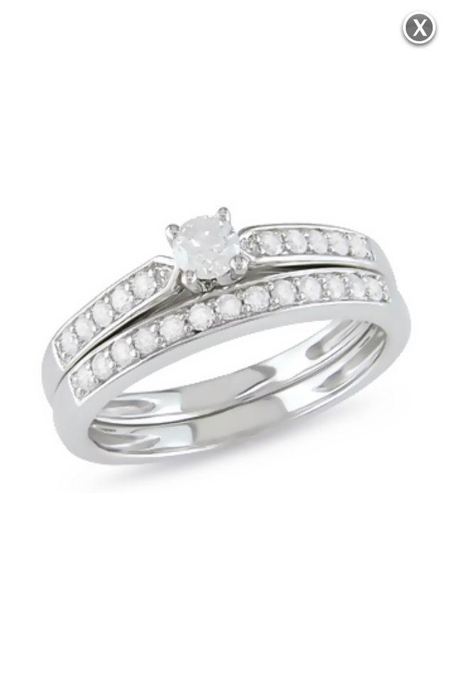 c2b117819ff9 Argollas de matrimonio en oro blanco con brillantes Argollas Matrimonio