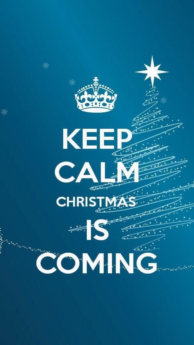 ilovechristmas #holidayspirit | christmas | Pinterest | Wallpaper ...