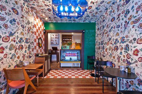 Yurek Shabelewski Café – Curitiba