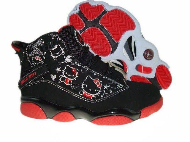 Hello Kitty Jordans For Women | Hello Kitty Jordan Sneakers! | LUUUX ·  Cheap Nike Shoes OnlineCheap ...