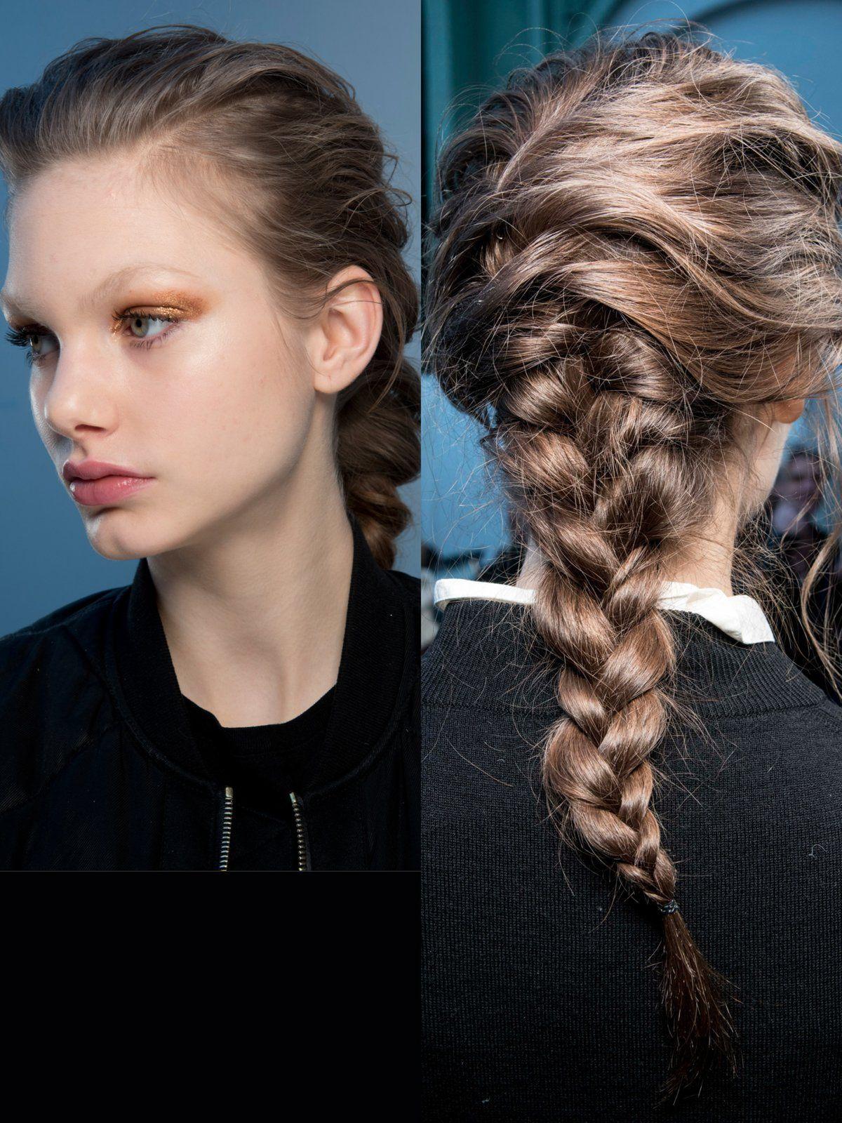 Flechtfrisuren Selber Machen Flechtfrisuren Geflochtene Frisuren Lange Haare Video