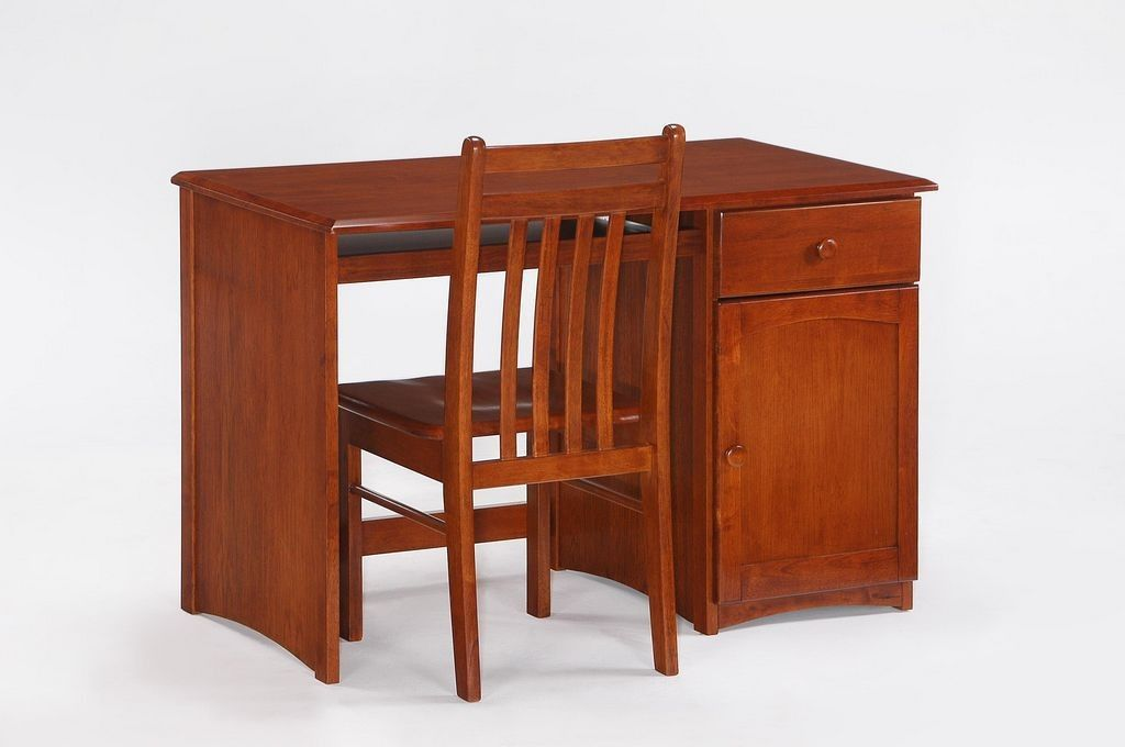 Solid Wood Student Desk Wood Desk Chair Desk And Chair Set