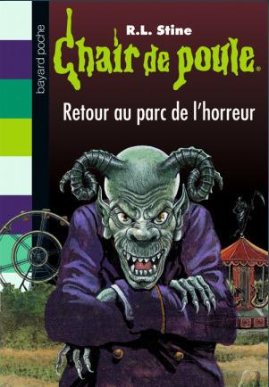 Retour Au Parc De L Horreur N 62 Bd Livres