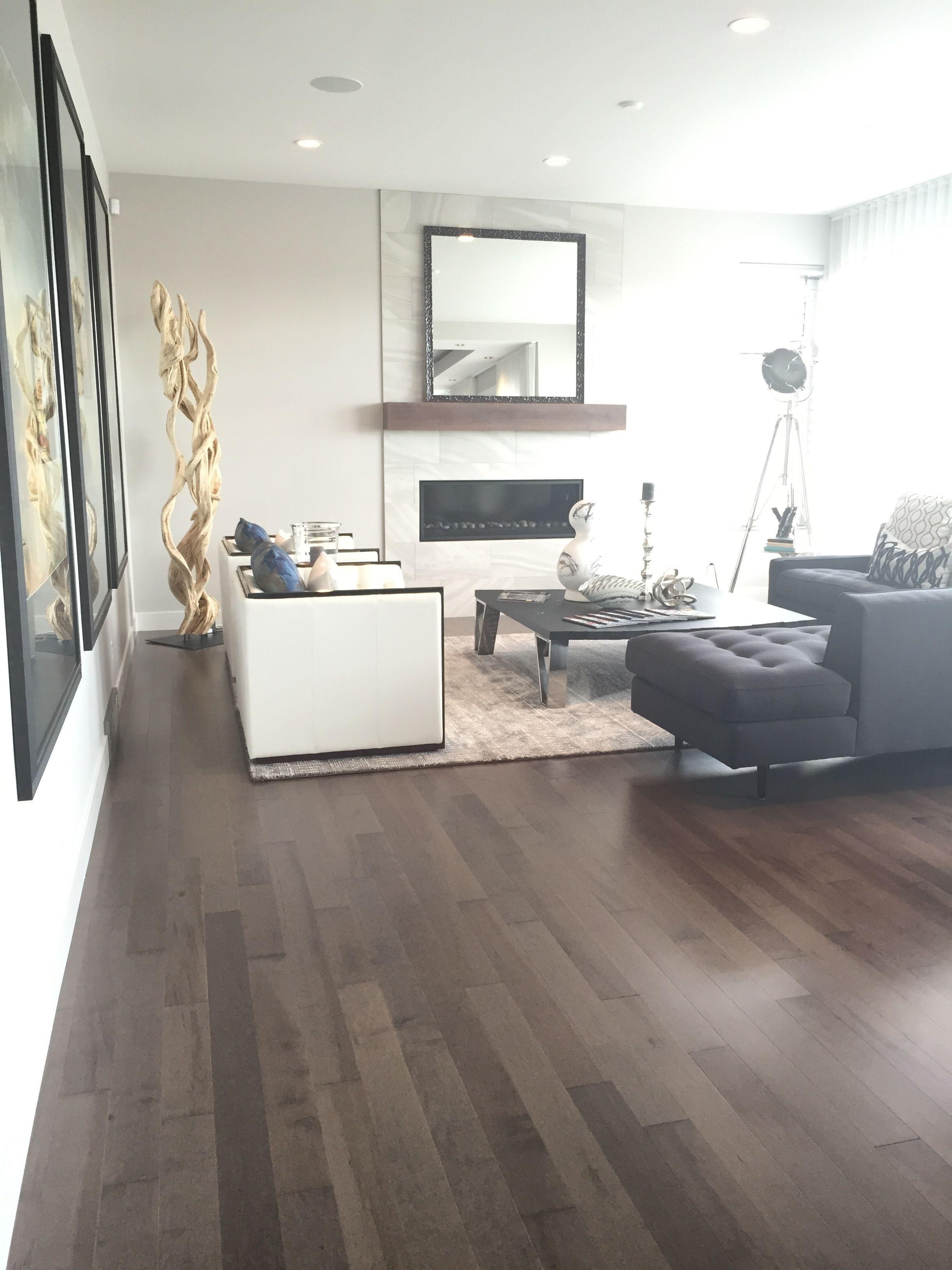 27 Unique Hardwood Floor Trends Living room flooring
