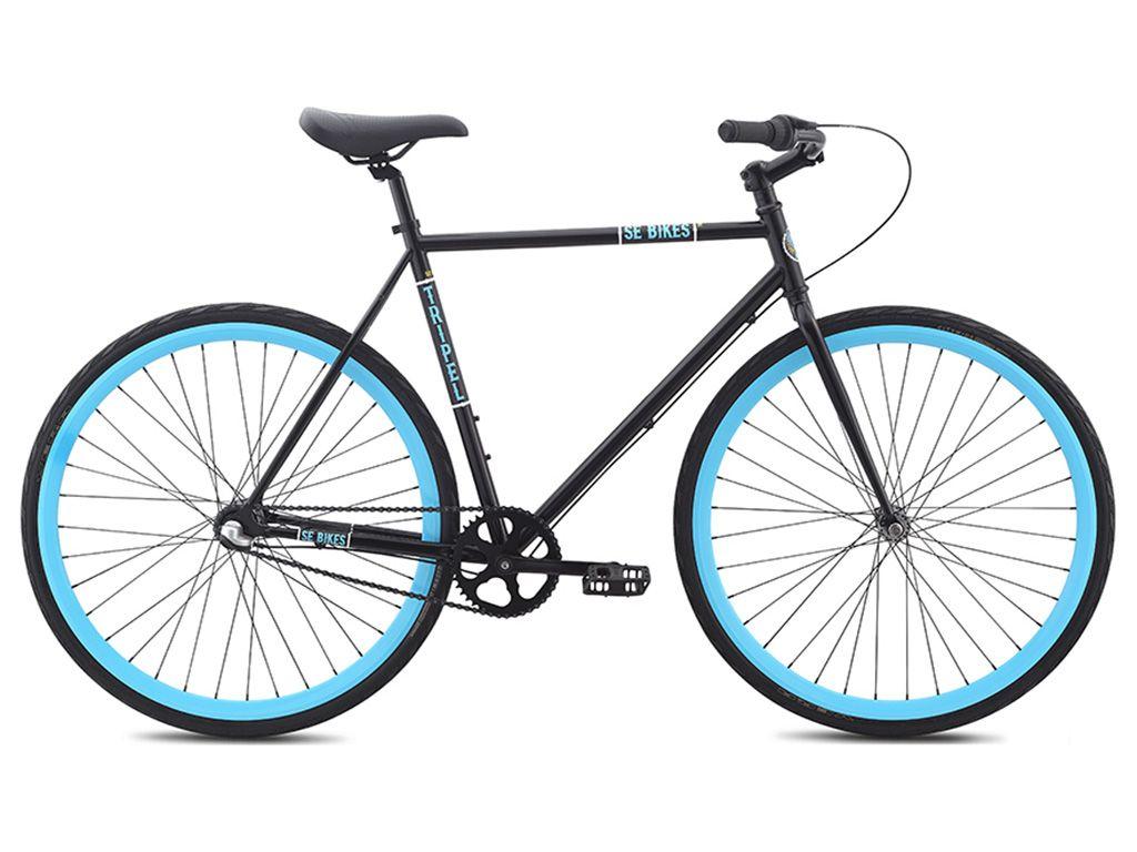 """SE Bikes """"Tripel"""" 2015 Fixed Gear Bike"""