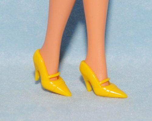 "Momoko 1PPS-1 Black Shoes Pumps for 12/"" Integrity FR2 Poppy Parker DG"