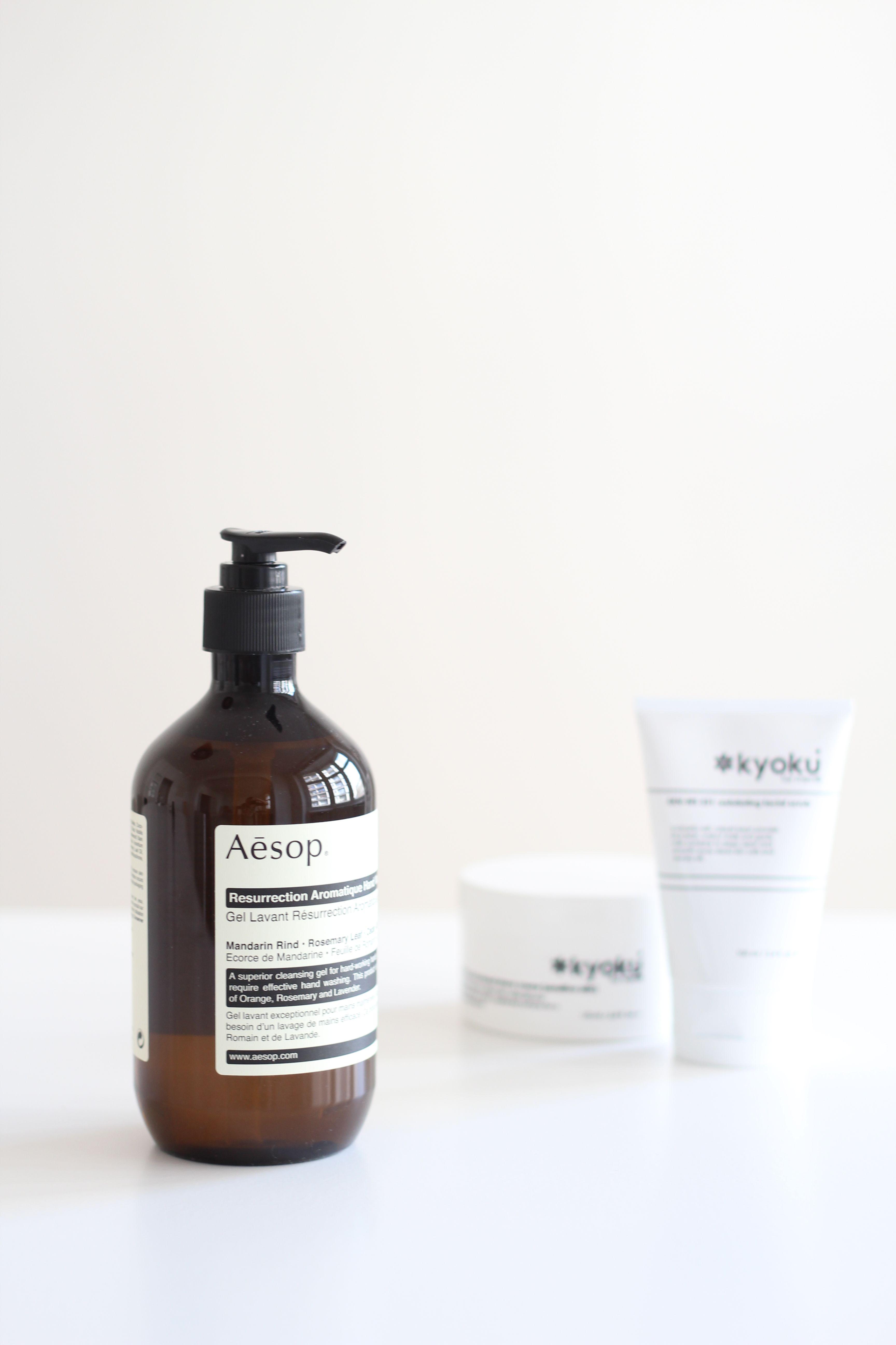 Aesop Moisturizing Serum Skin Care Bathroom Styling