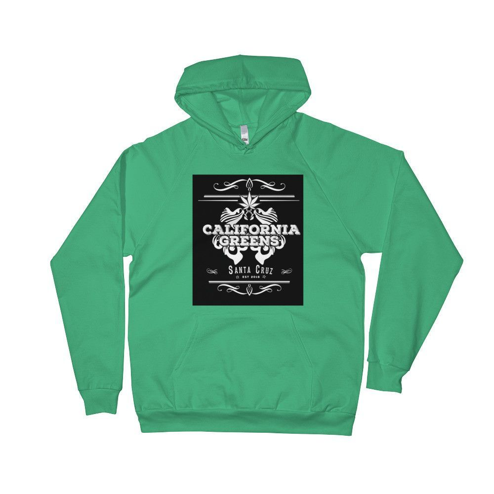California Greens custom established logo Hoodie
