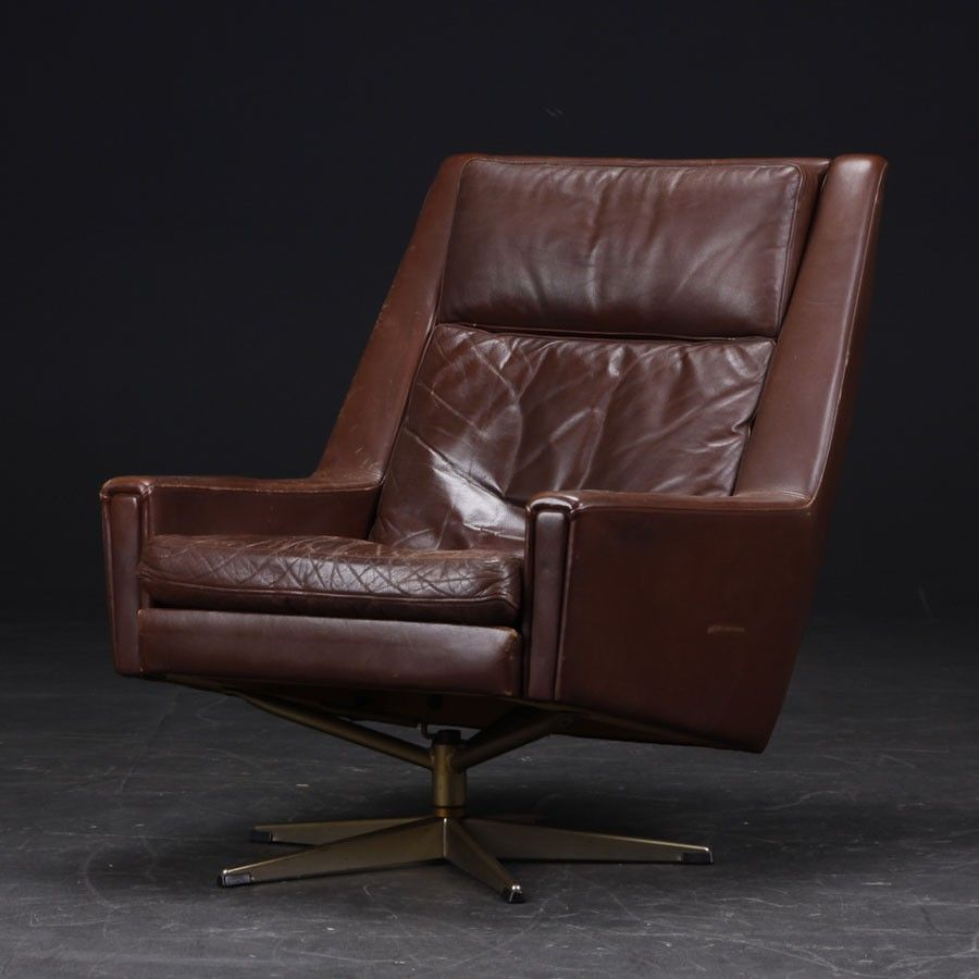 Fauteuil lounge pivotant fauteuils mobilier