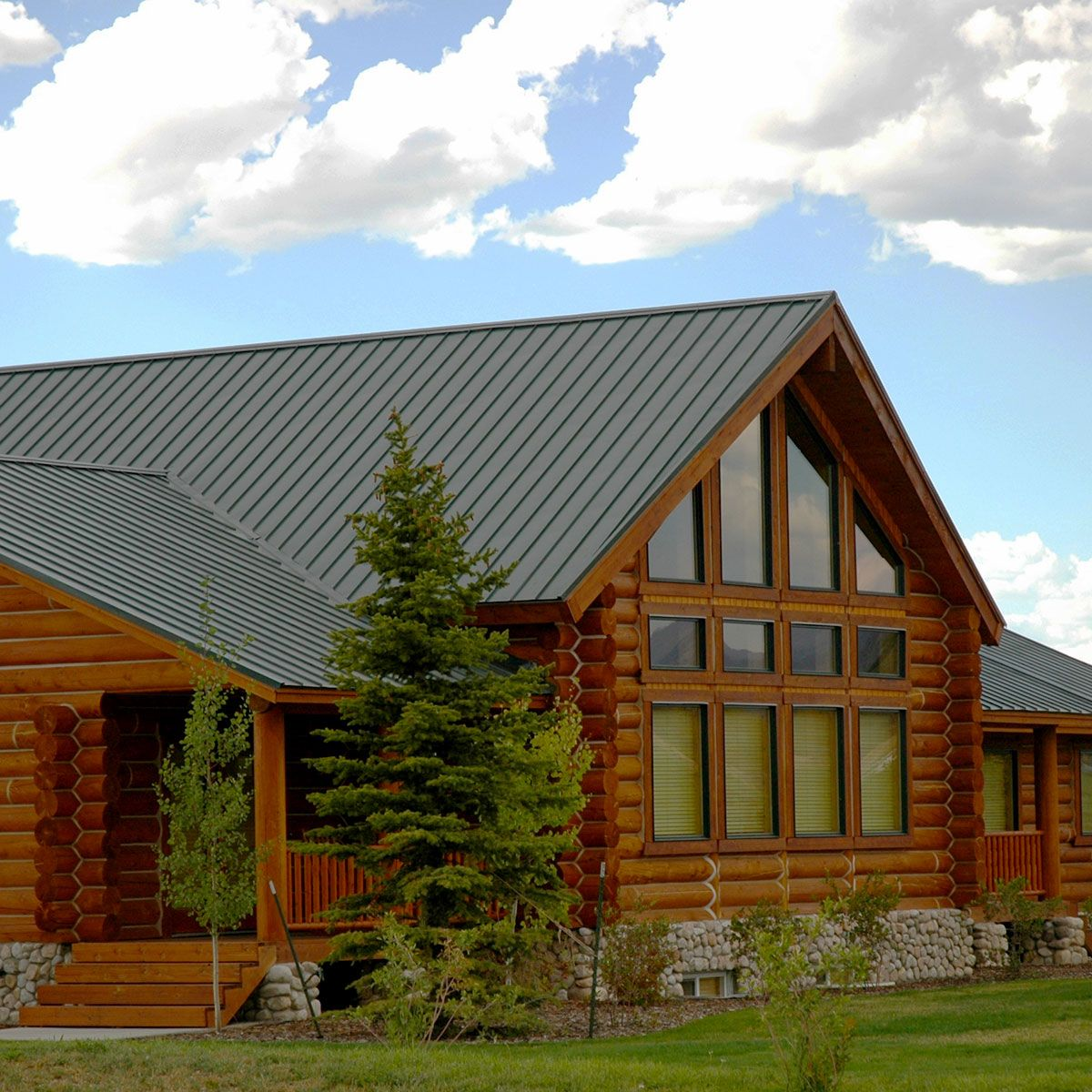Best Dark Green Metal Roofing Standing Seam Roof Architecture 400 x 300