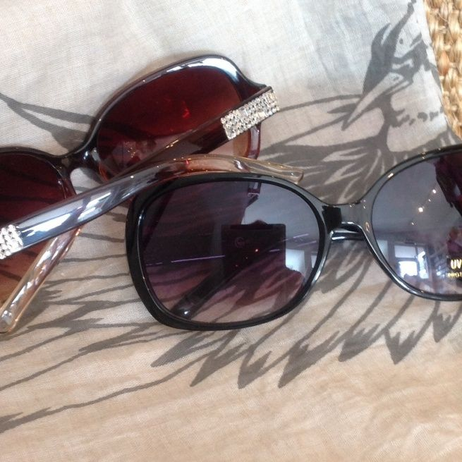 Large Brown Sunglasses from Indigo Gifts