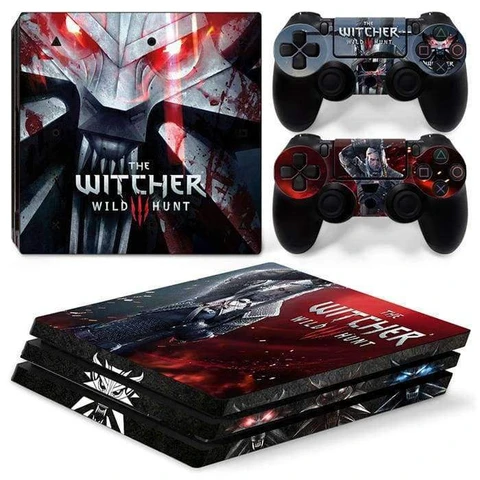 The witcher 3 wild hunt PS4 pro Skin in 2020 The witcher