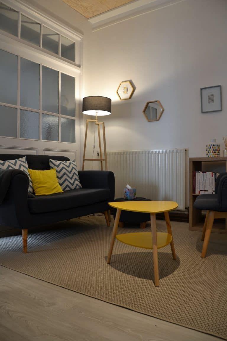 Decoratrice D Interieur Amiens le cabinet | salle d'attente, meuble deco et placard