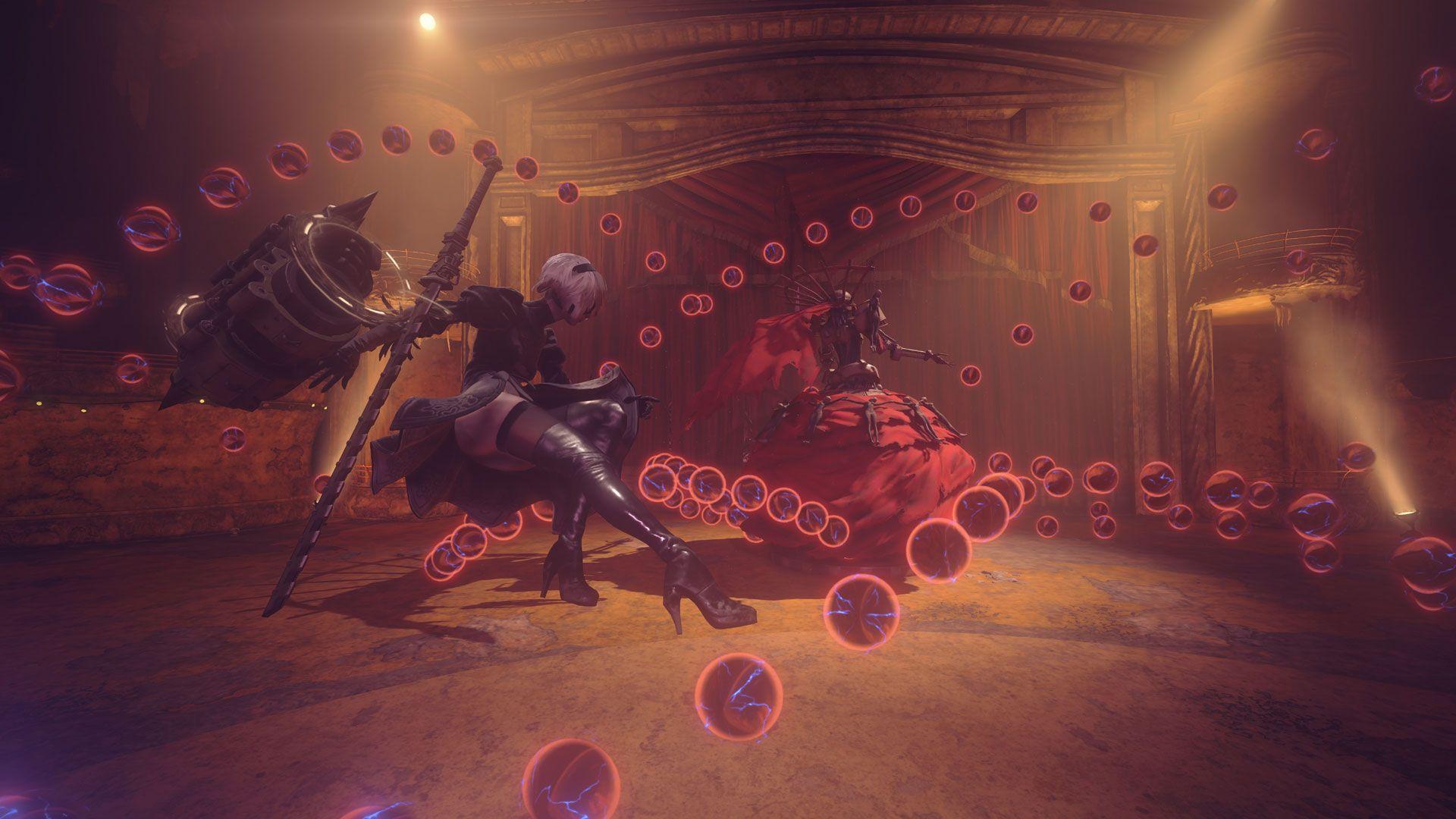 ニーアオートマタ screenshot エロ