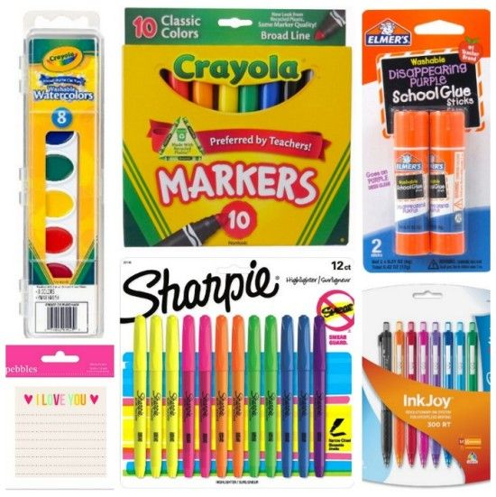 graphic about School Supply Printable Coupons referred to as Amazon College or university Shipping Offers - Price ranges begin at $0.50 cents