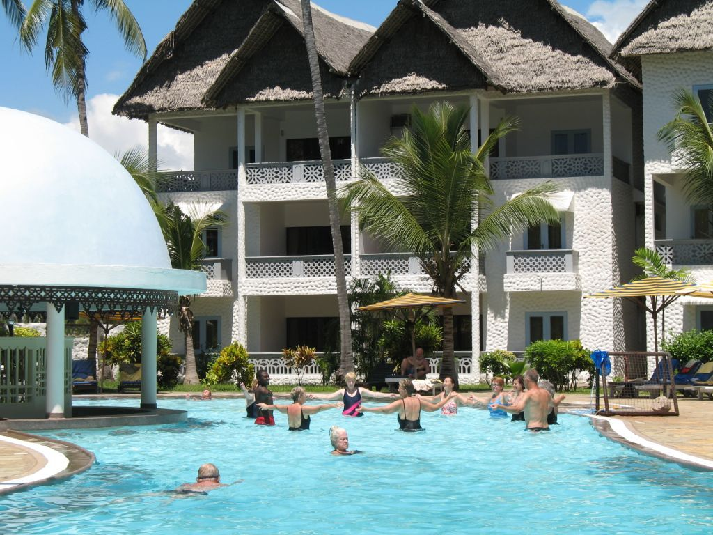 The Royal Reserve Safari Beach Club Mombasa Kenya Wow What A