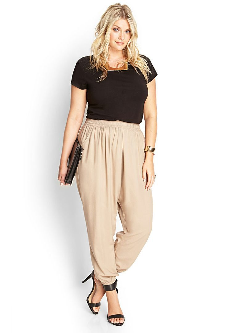 incredible plus size jogger outfits women