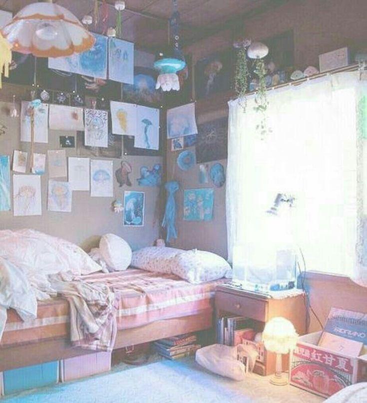 Pink And Blue Aesthetic Room Pin ѕoyvirgo Pin ѕoyvirgo Soyvirgo Com Aesthetic Bedroom Aesthetic Rooms Otaku Room