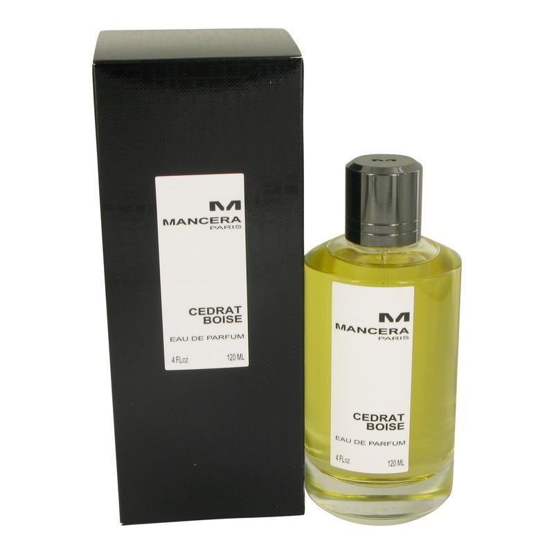 Mancera Cedrat Boise 120ml Edp Tester Perfume Lotion For Dry