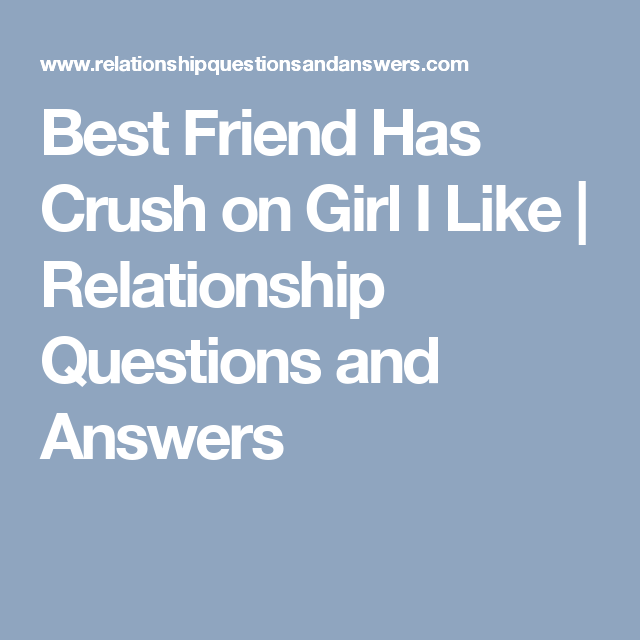 Relationship advice questions and answers