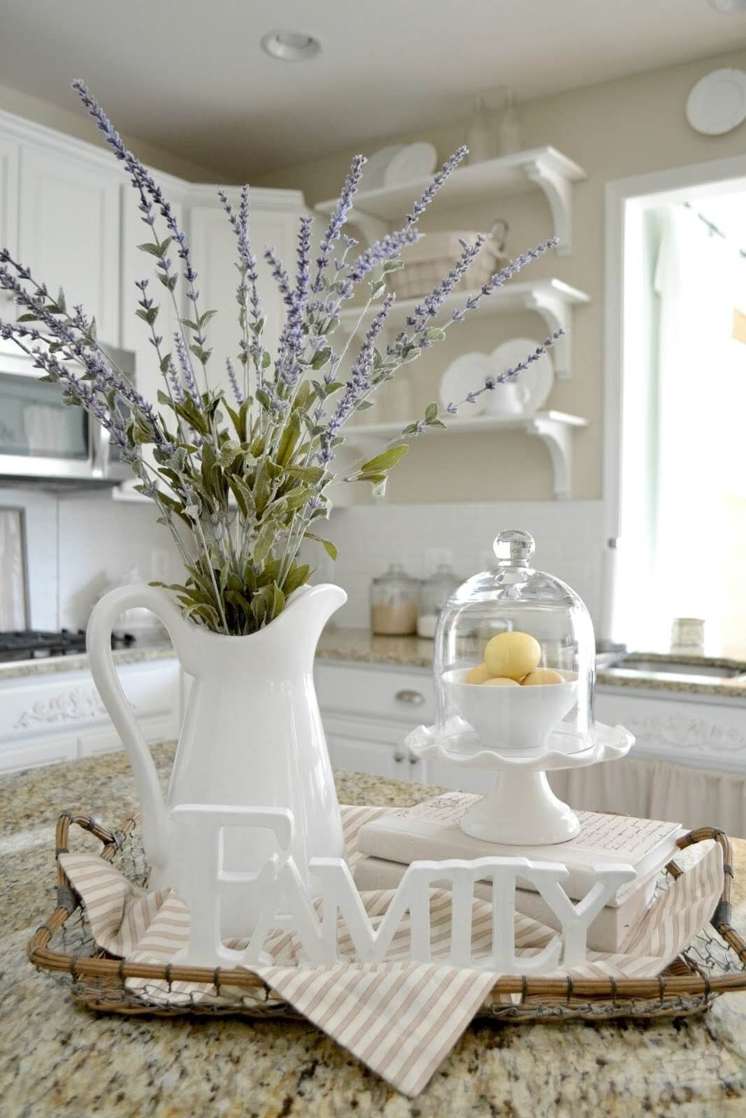 Photo of 18 beautiful centerpieces in country style that you can create yourself – furnishing …