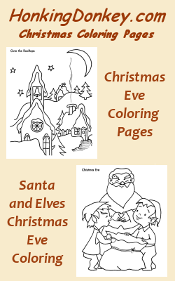 christmas eve coloring pages for kids an extensive collection of great christmas eve coloring pages