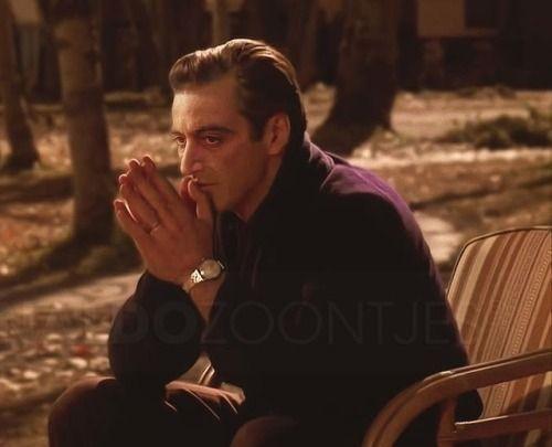 Pacino Al Pacino The Godfather The Godfather Part Iii