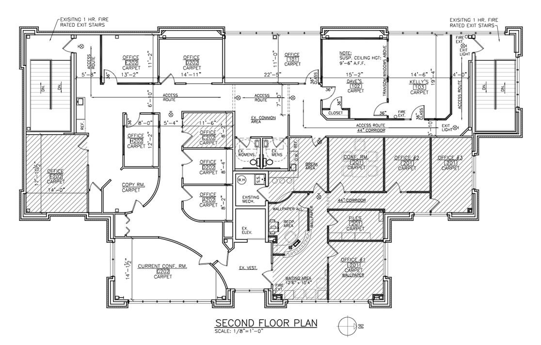 Decoration ideas child care floor plans day care for Commercial building plans free