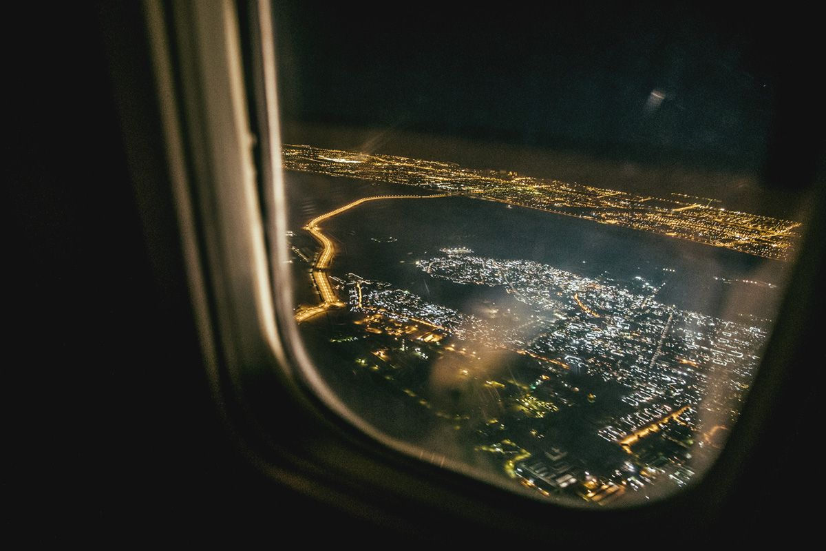 Window at night from inside - View From Inside Looking Out A Window Socapricious Com Kuwait View From