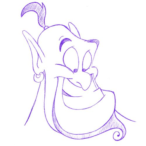 Genie by DrSchmitty.deviantart.com on @DeviantArt ...
