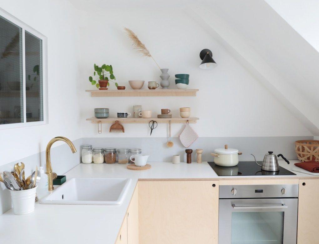 Comment Rendre Votre Interieur Cosy En 2020 Cuisine En Contreplaque Meuble De Cuisine Ikea Contreplaque