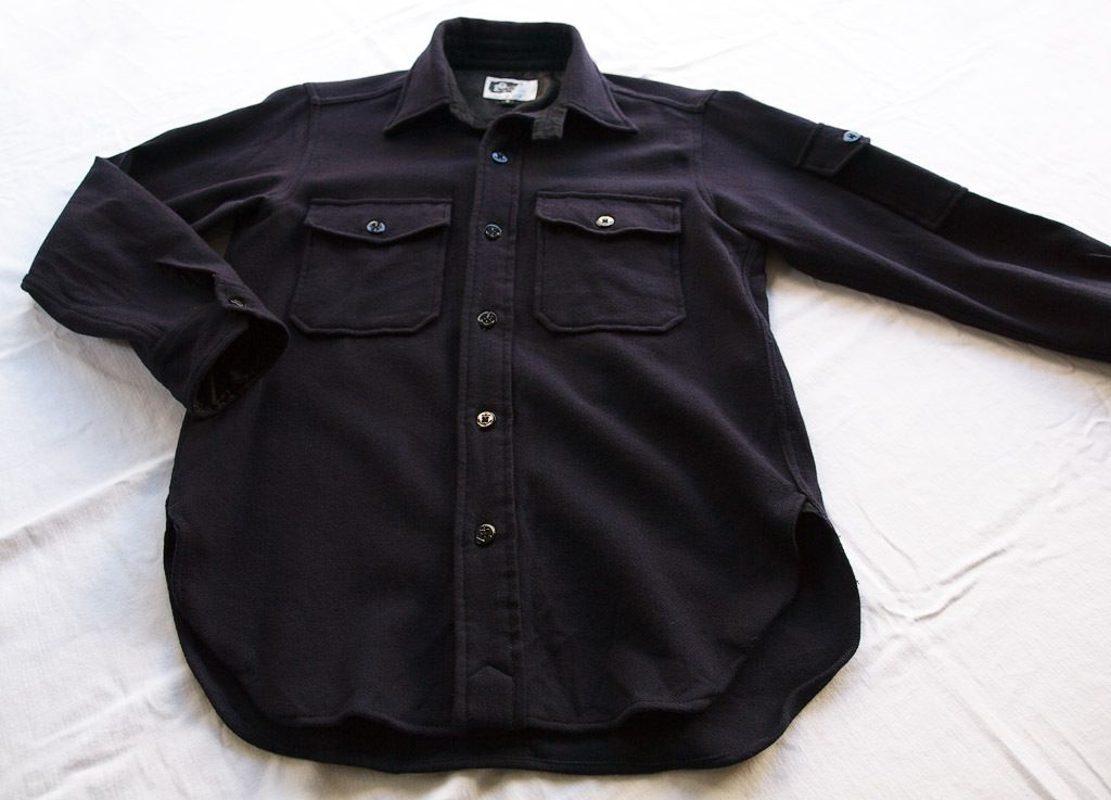 Engineered Garments Chief Petty Officer Cpo Shirt