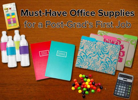 Must Have Office Accessories