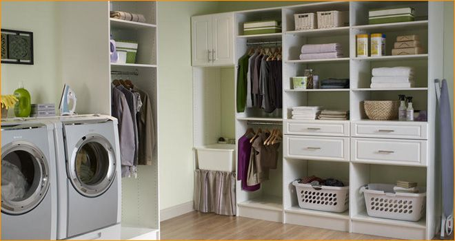 Utility Closet Organization Ideas Closet Oasis Laundry Room