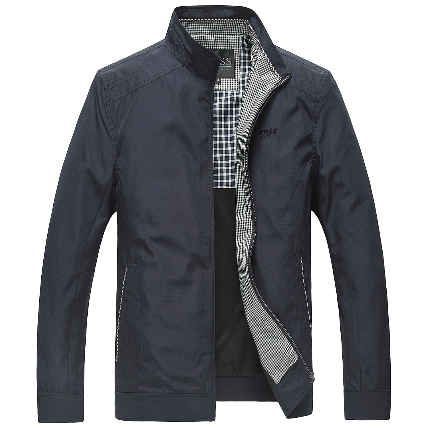 hugo boss shirt jacket
