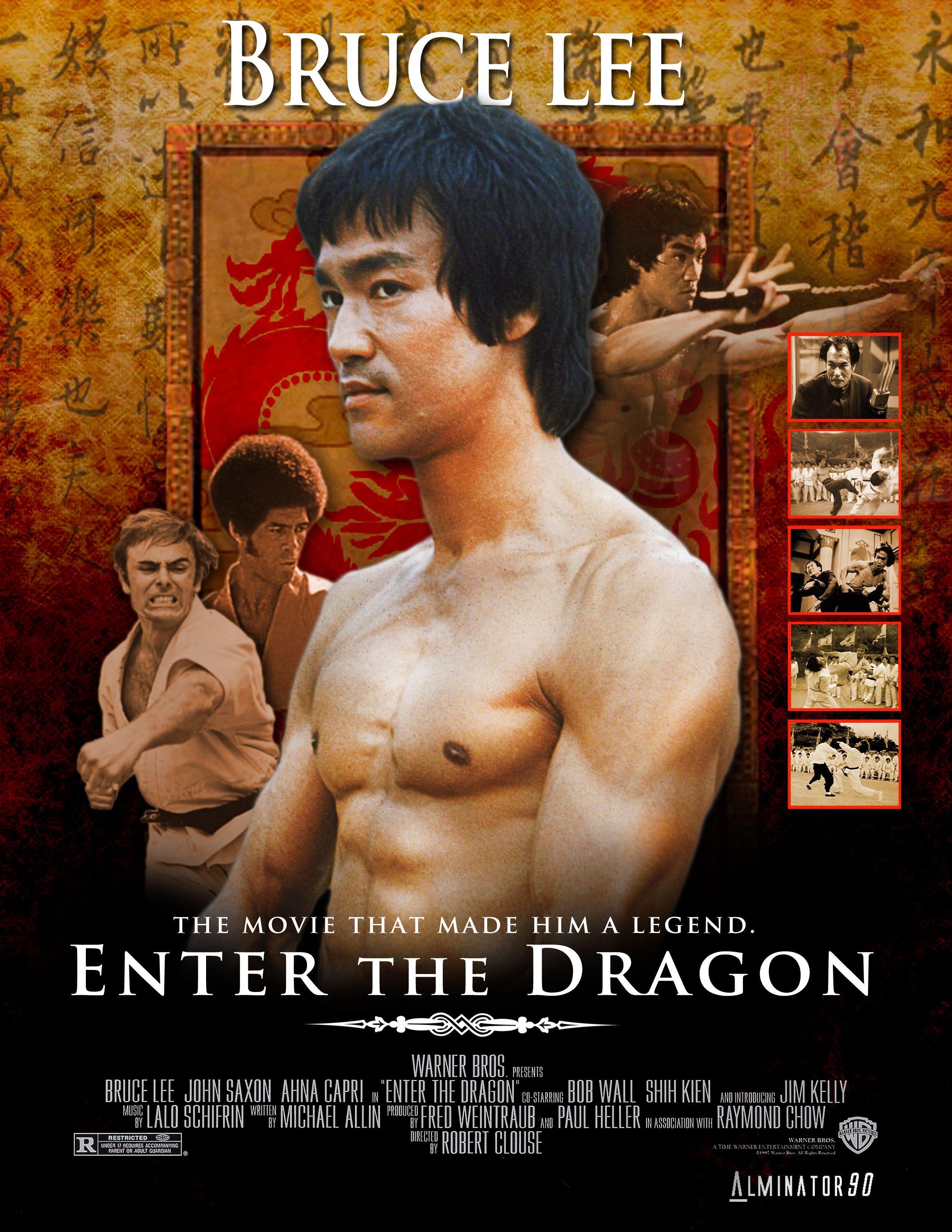 Shop Bruce Lee Enter T...