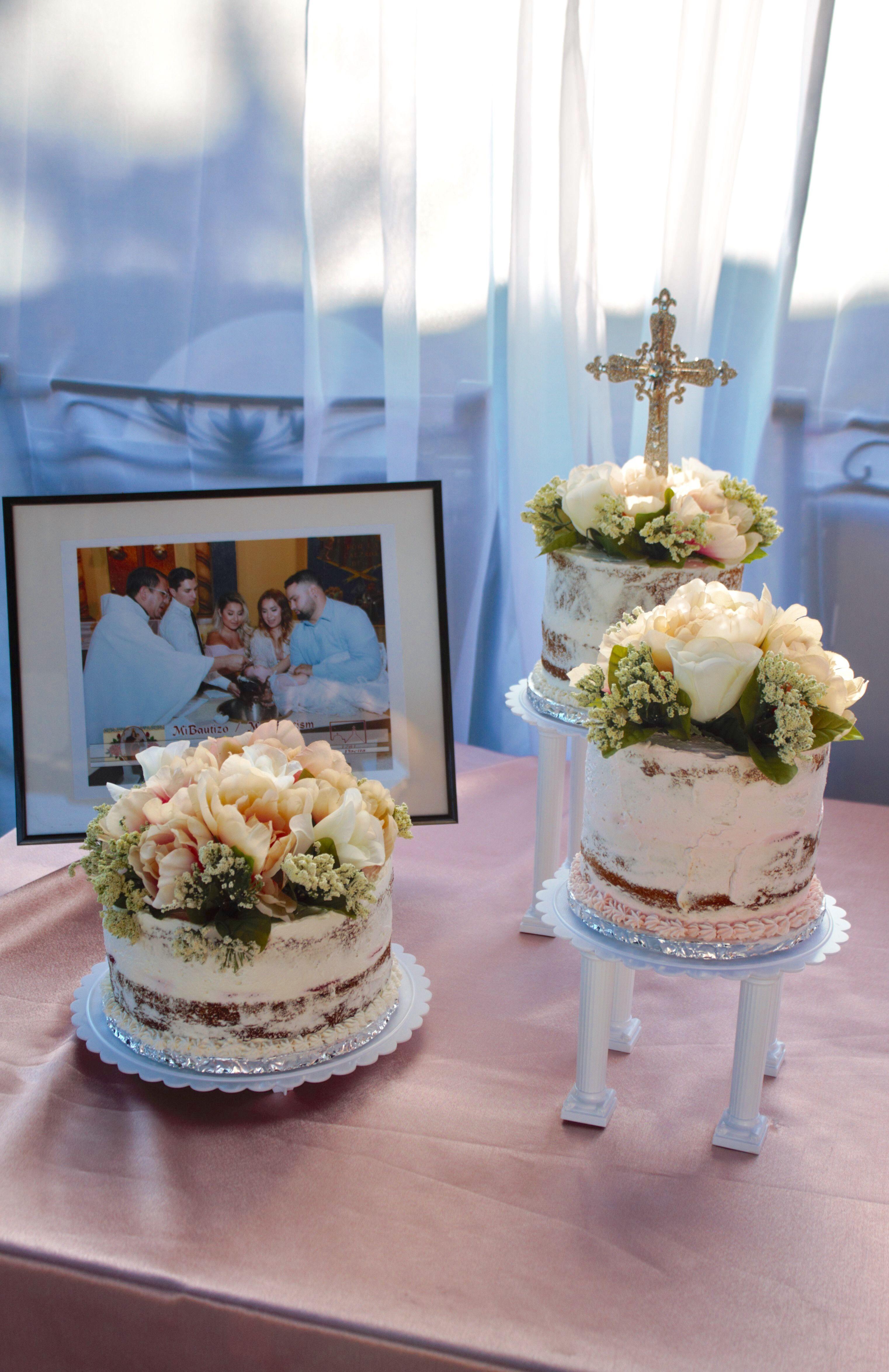 Baptism cake | Baptism cake, Table decorations, Decor