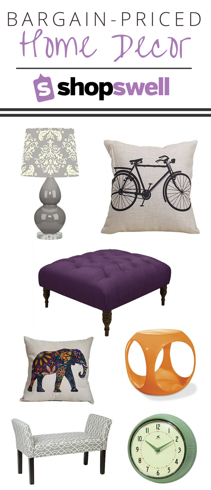 Photo of Chic, Fabulous (and cheap!) Home Decor Finds | Shopswell