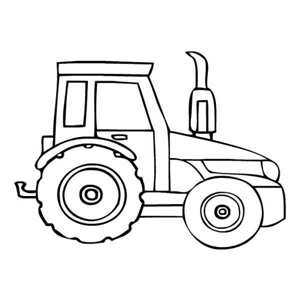 tractor coloring pages  Googlesgning  free printable