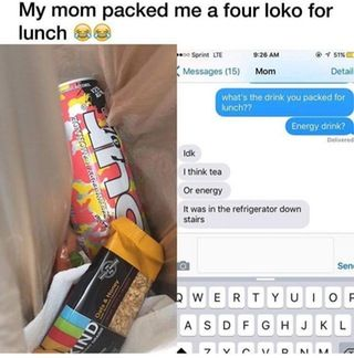 Image Result For Four Loko For Lunch Four Loko Energy Drinks Humor Inappropriate