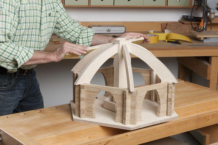 Selbst ist der mann bauplan futterhaus vogelhaus 10 2012 futterhaus pinterest bauplan - Vogelfutterhaus bauplan ...