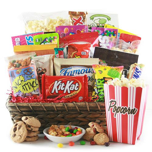 Candy basket afflink candy explosion gift basket 5995 http easter gift baskets easter baskets for adults kids negle Images