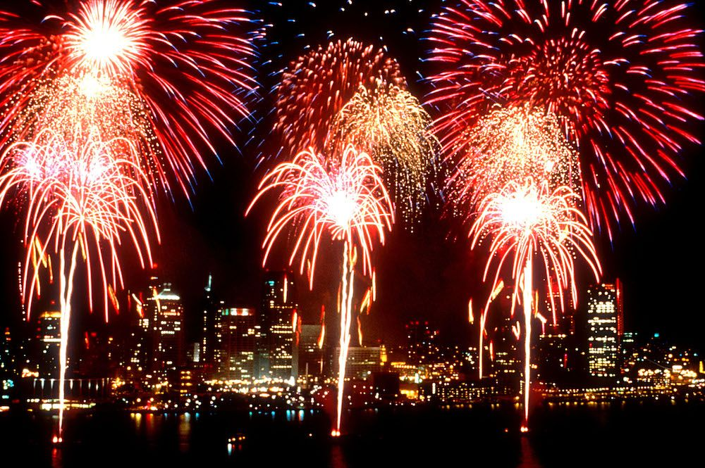 Family Fun New Year's Eve Ideas | Canada day fireworks ...