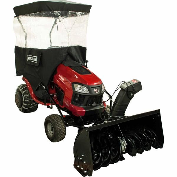 Craftsman Dual Stage Snow Blower Tractor Attachment Snow Blower Tractor Attachments Tractors