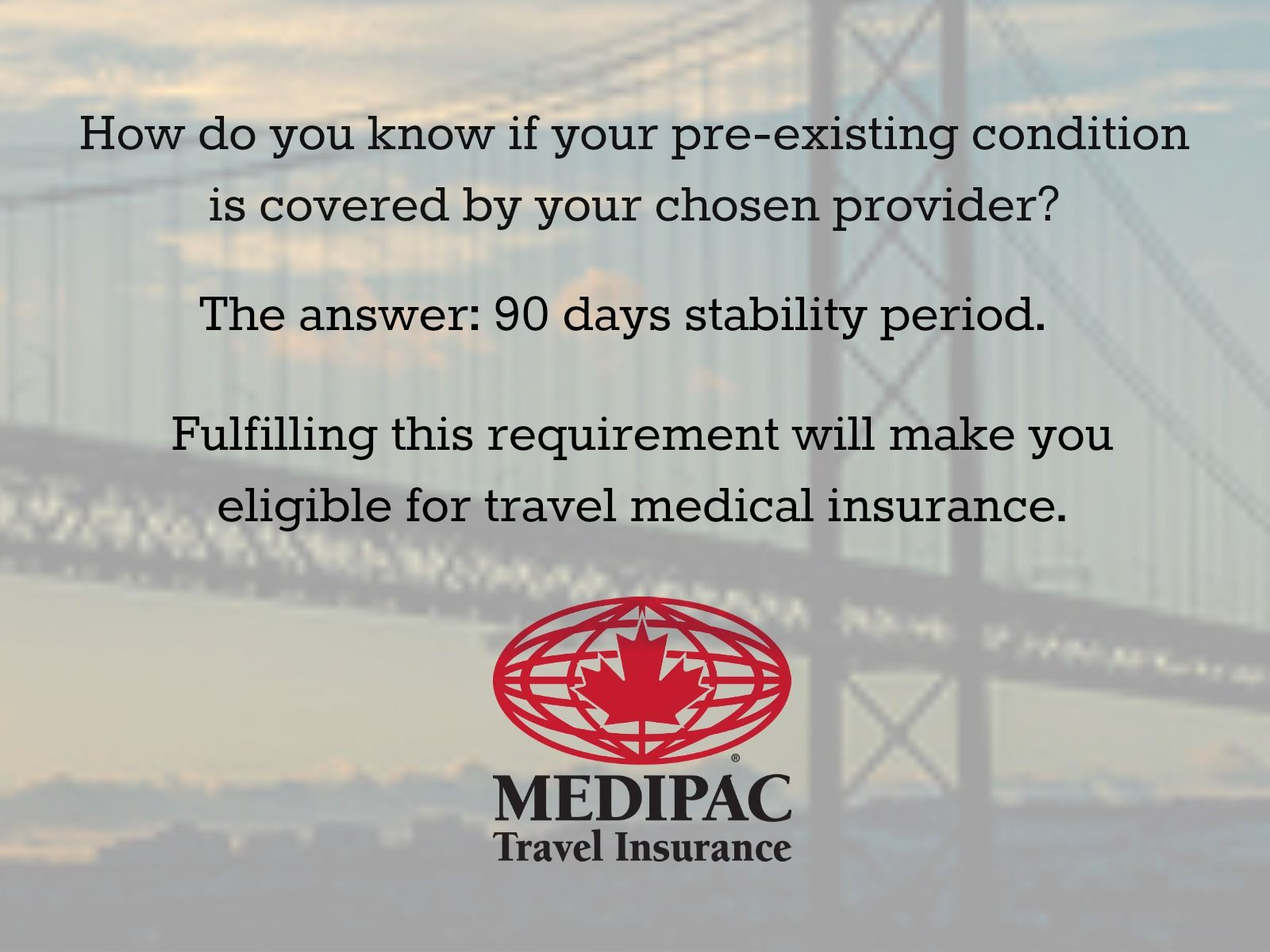 If You Have A Pre Existing Condition But Still Want Full Coverage