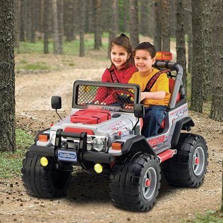 Peg-Perego® Gaucho Rockin\' ATV Ride-On | ATVs | Pinterest